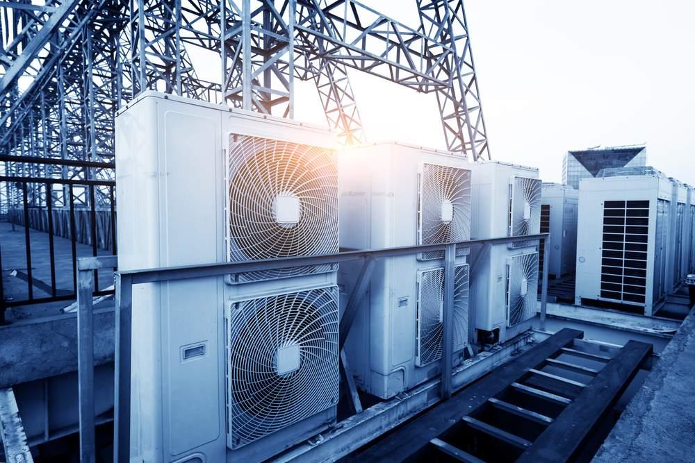 Klimatyzacja dla przemysłu —zapewniamy kompleksową obsługę
