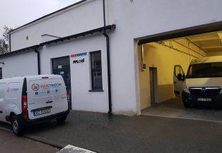 Siedziba firmy Recool iAdetronik Łódź
