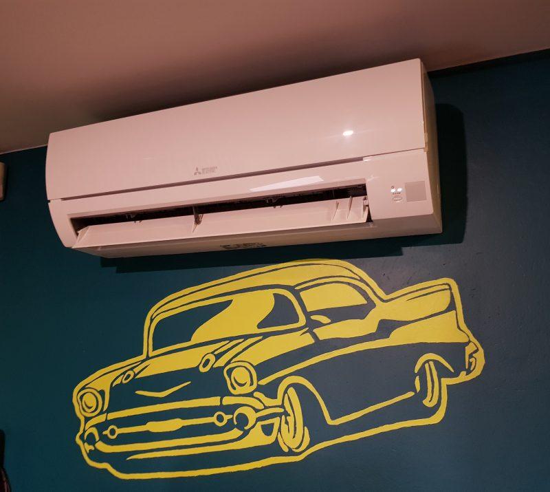 Klimatyzacja dowarsztatu - Piotrków Trybunalski