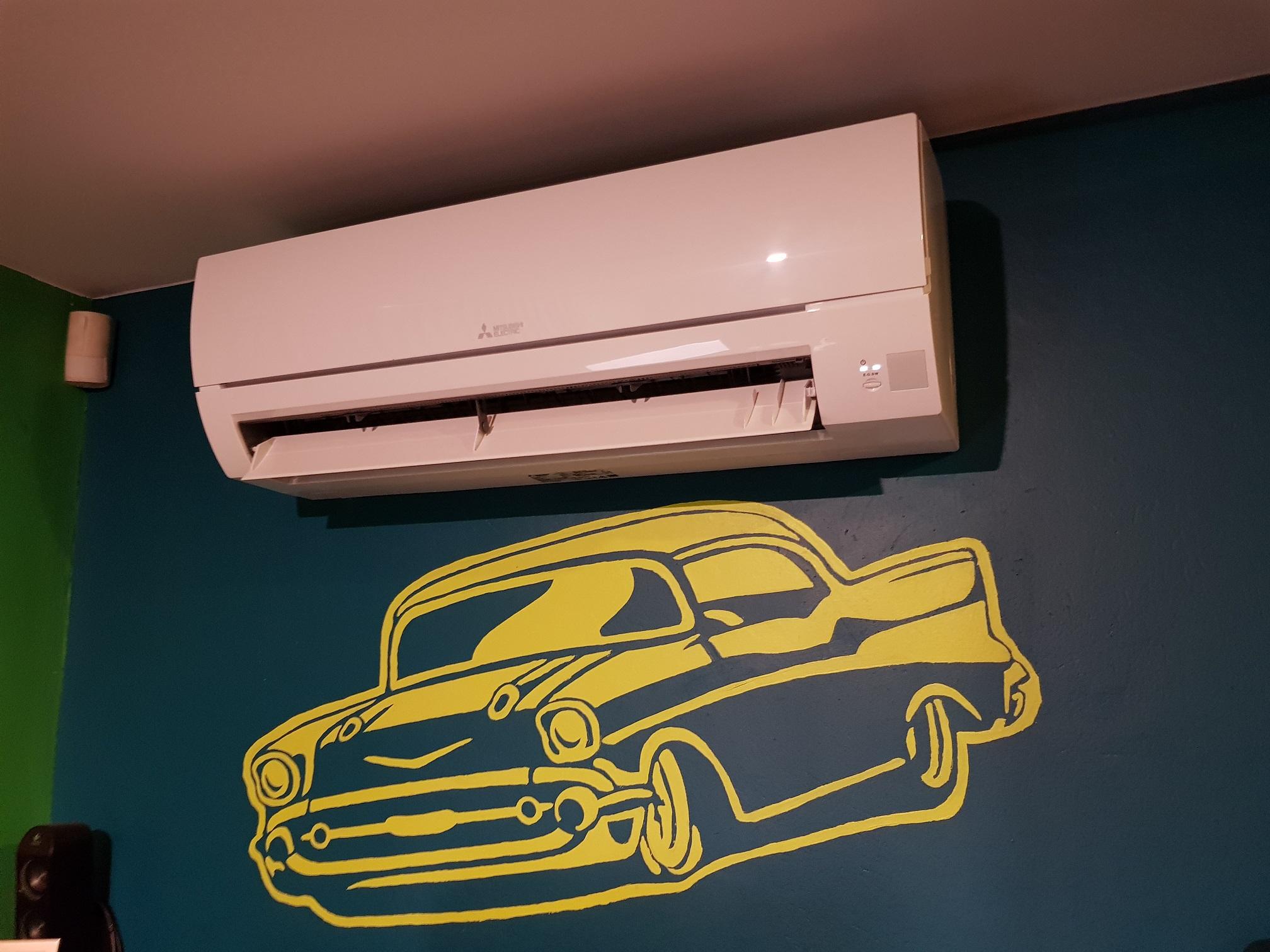 Klimatyzacja do warsztatu - Piotrków Trybunalski