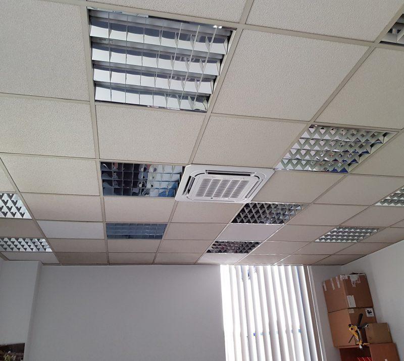 Klimatyzacja dobiura - montaż Piotrków Trybunalski