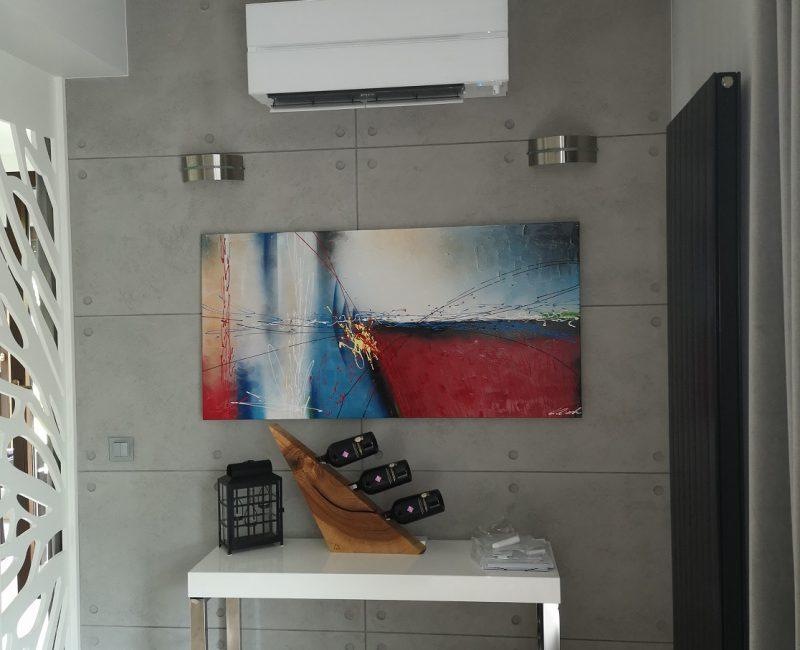 Klimatyzacja dodomu - Mitsubishi Diamond - Łódź