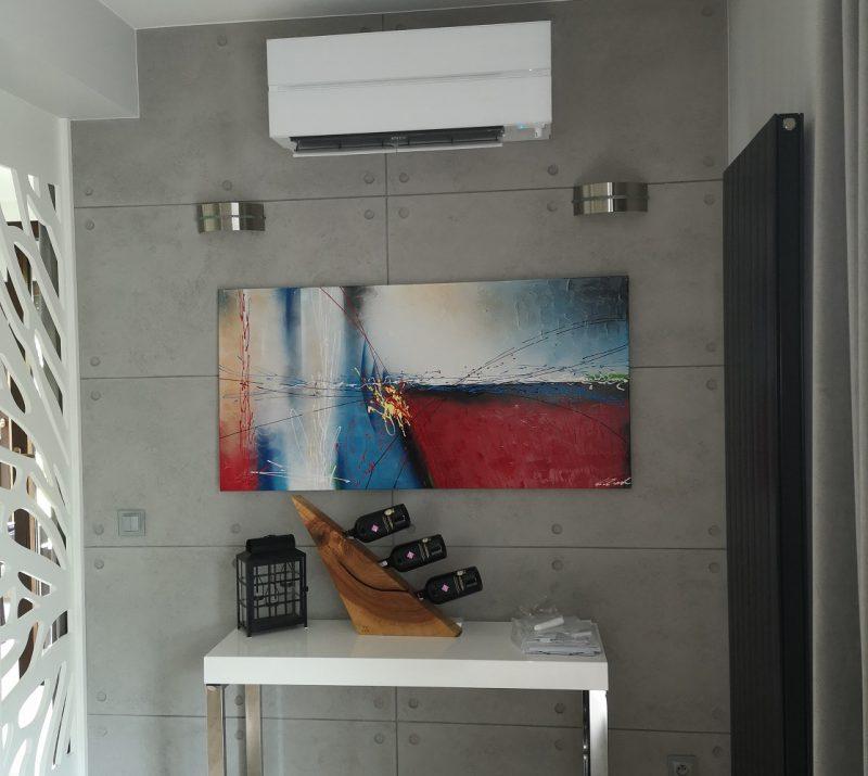 Klimatyzacja do domu - Mitsubishi Diamond - Łódź