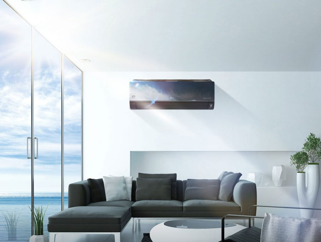 Klimatyzatory LG Artcool